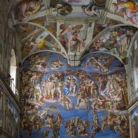 entradas capilla sixtina roma